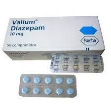 Diazepam 10mg (Valium)